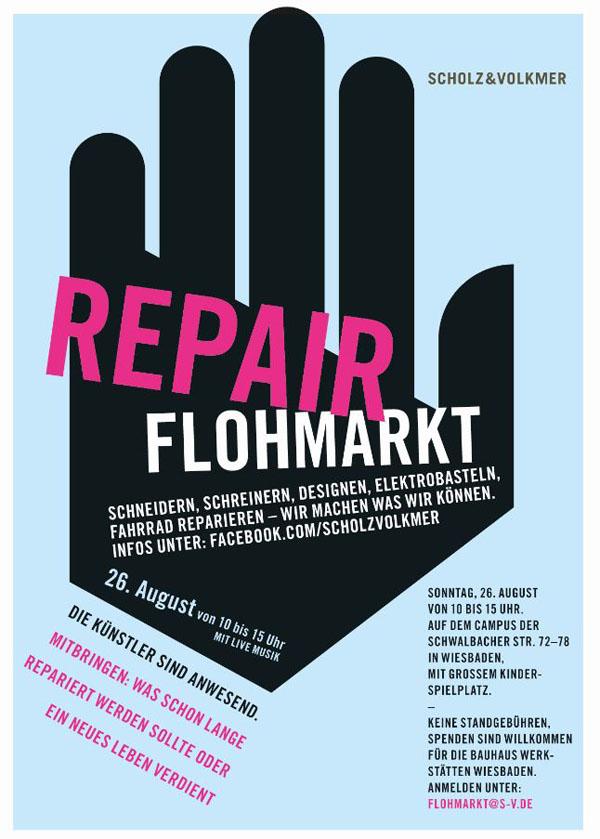 1 Wiesbadener Repair Flohmarkt Am Sonntag Bei Scholz Volkmer