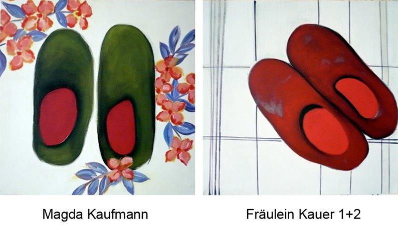 02 Fräulein Kauer 1 und 2, Magda Kaufmann