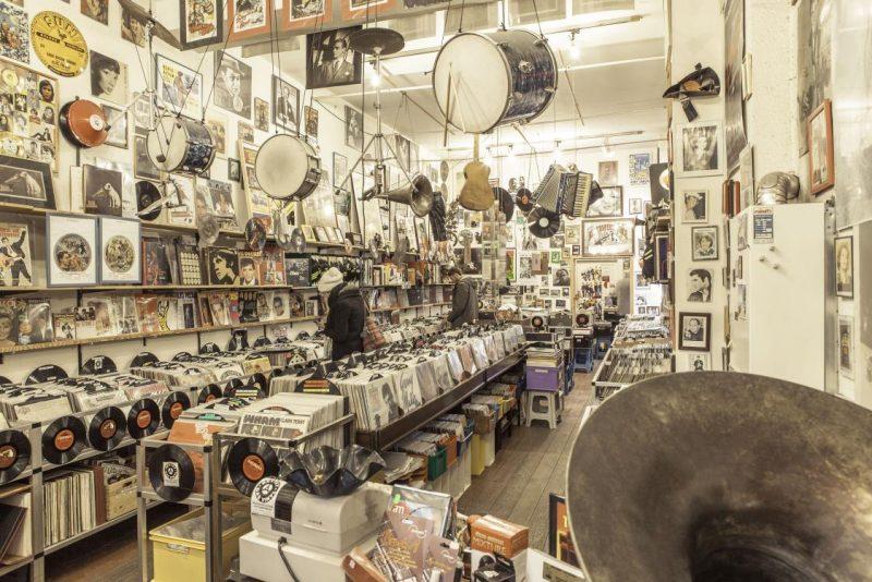 Schallplatten Antiquariat Wiesbaden