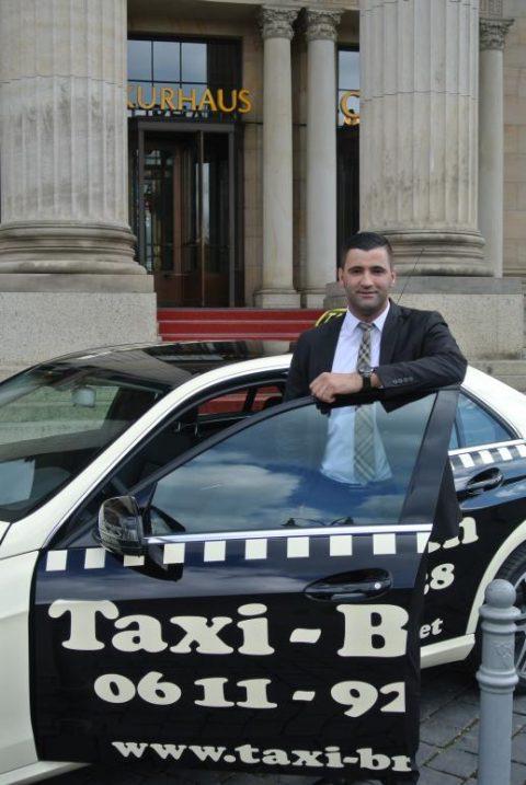 Taxi Braun Wiesbaden