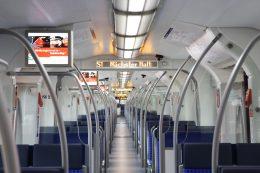 Vorstellung der redesigneten S-Bahn-Fahrzeuge