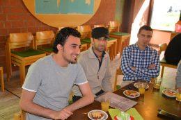 Rami, Tamim und Mohamed