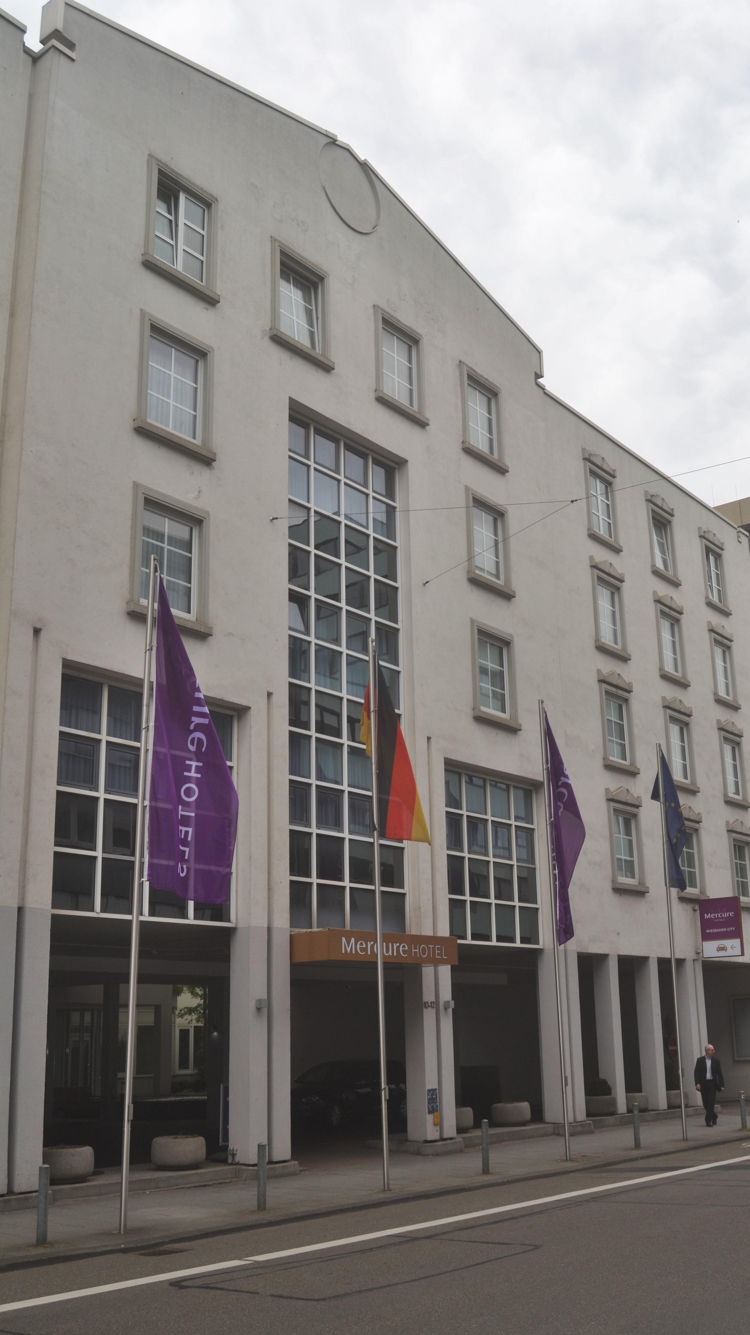 Mercure Hotel Ubernimmt Crowne Plaza In Der Bahnhofstrasse