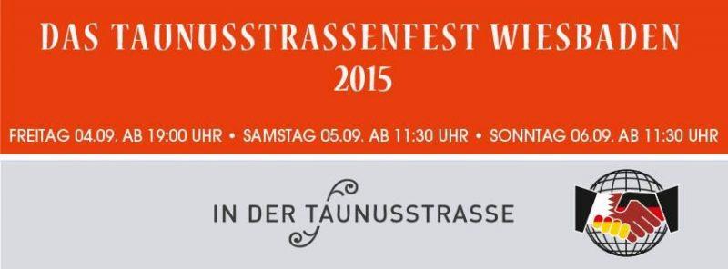 taunusstraßenfestwiesbaden