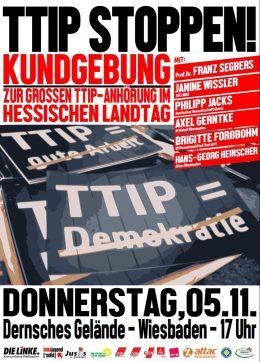 TTIP_Demo_Wiesbaden_Landtag