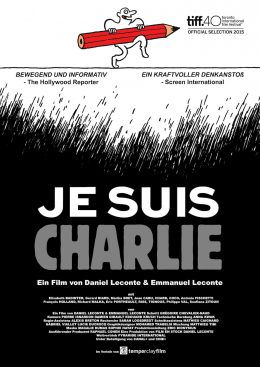 JE SUIS CHARLIE_DEUTSCHES FILMPLAKAT
