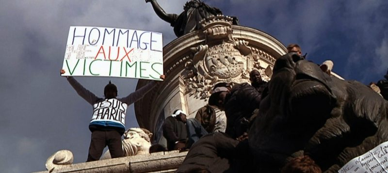 JeSuisCharlie_Hommage aux victimes
